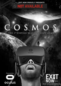 exit now unavailable cosmos vr | EXIT NOW | Live Game Experience | Escape Room | Services
