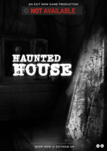 exit now unavailable haunted house | EXIT NOW | Live Game Experience | Escape Room | Services