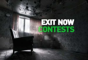 Contests | EXIT NOW | Live Game Experience | Escape Room | Services