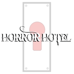 EXIT NOW Horror Hotel Logo copy | EXIT NOW | Live Game Experience | Escape Room | Services