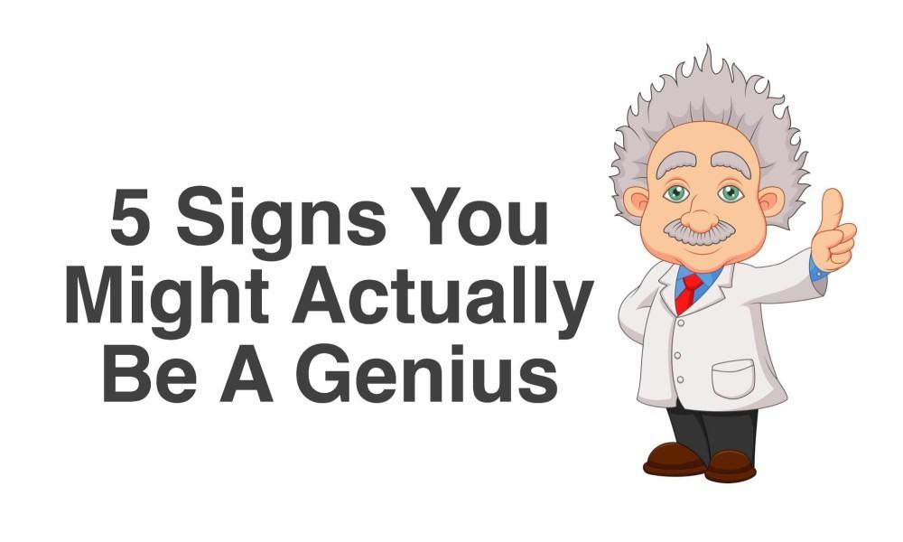 5 περίεργες συνήθειες ατόμων με υψηλό IQ!