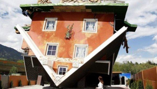 Τα 4 πιό παράξενα σπίτια στον κόσμο!