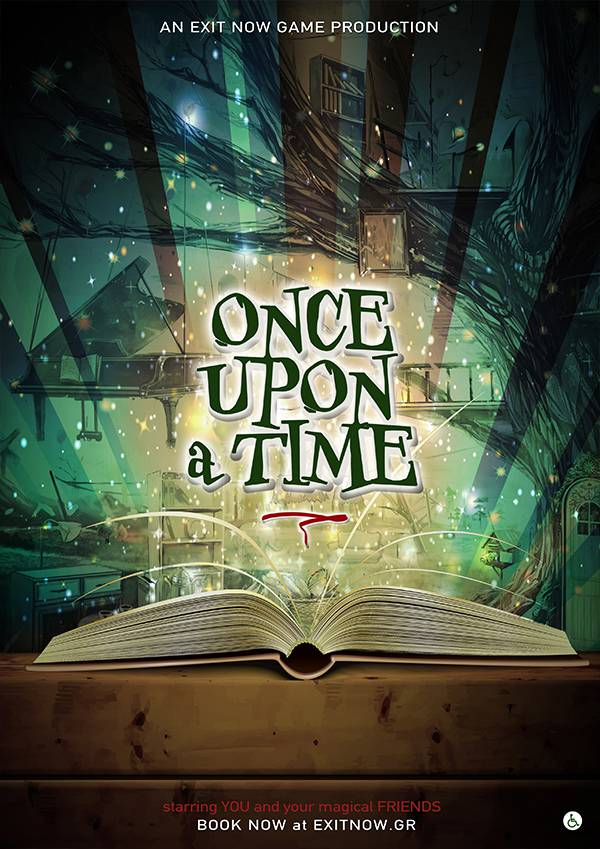 once upon a time EXIT NOW | EXIT NOW | Live Game Experience | Escape Room | Services