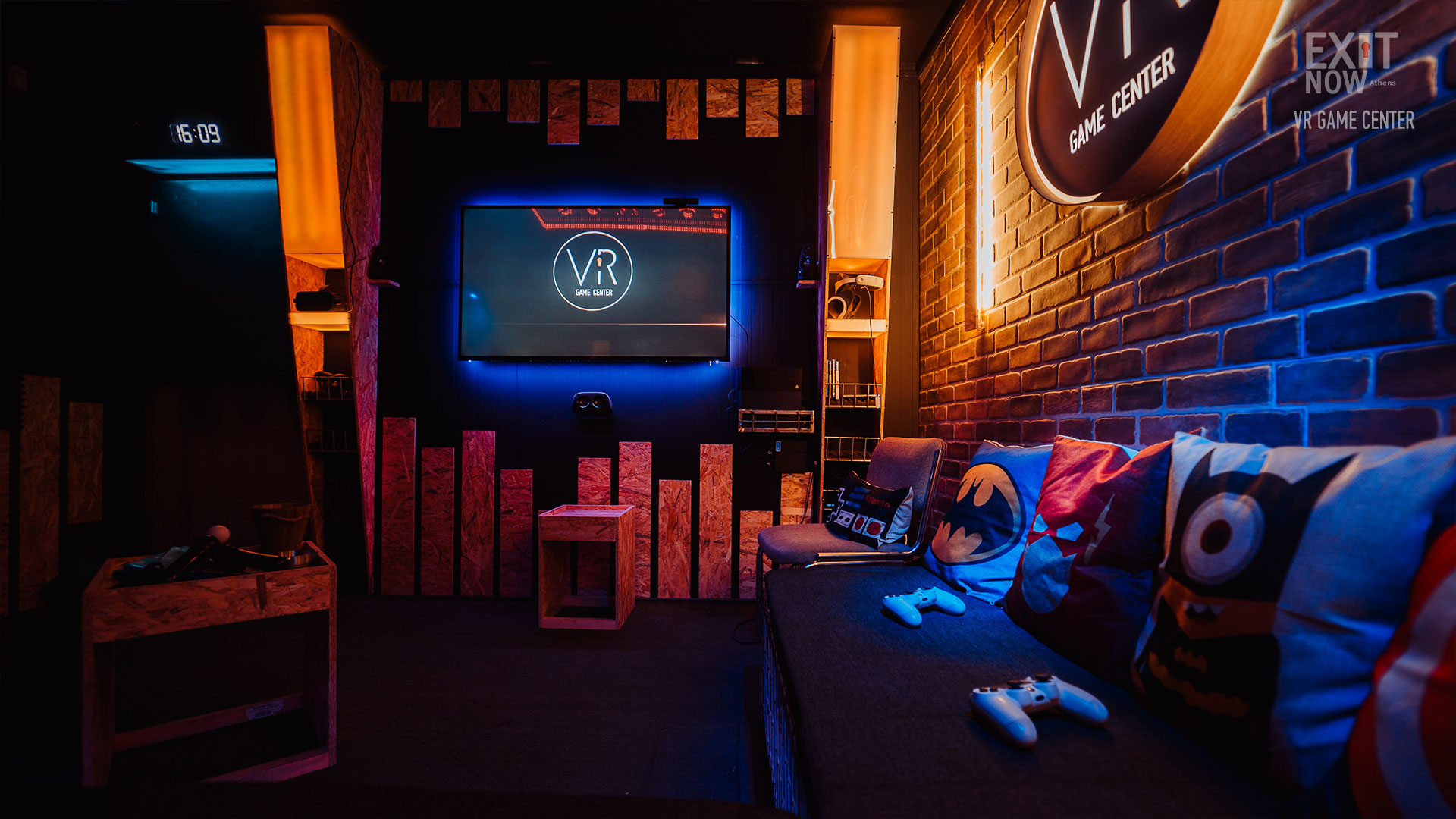 VR GAME CENTER EXIT NOW 3 | EXIT NOW | Live Game Experience | Escape Room | Services