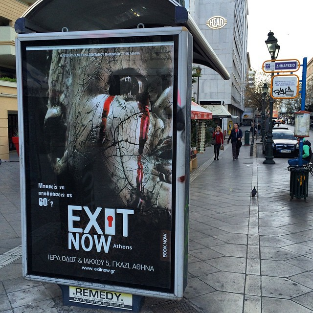 EXITNOW BusStations | EXIT NOW | Live Game Experience | Escape Room | Services