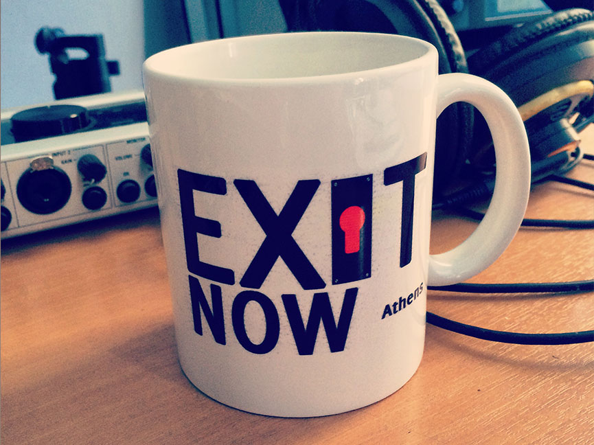 EXITNOW Cup | EXIT NOW | Live Game Experience | Escape Room | Services