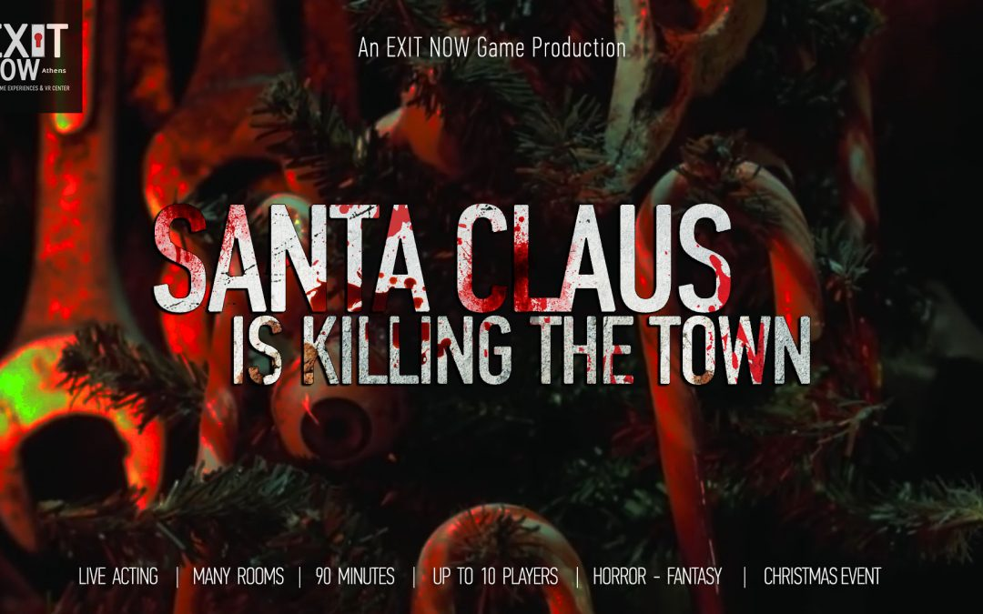 SANTA CLAUS is Killing The Town