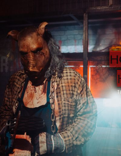 The Butcher | HORROR HOTEL
