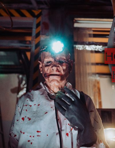 Dr. Evil | HORROR HOTEL