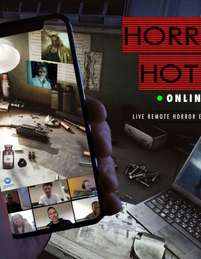 HORRORHOTEL Mobile2 1 | EXIT NOW | Live Game Experience | Escape Room | Services