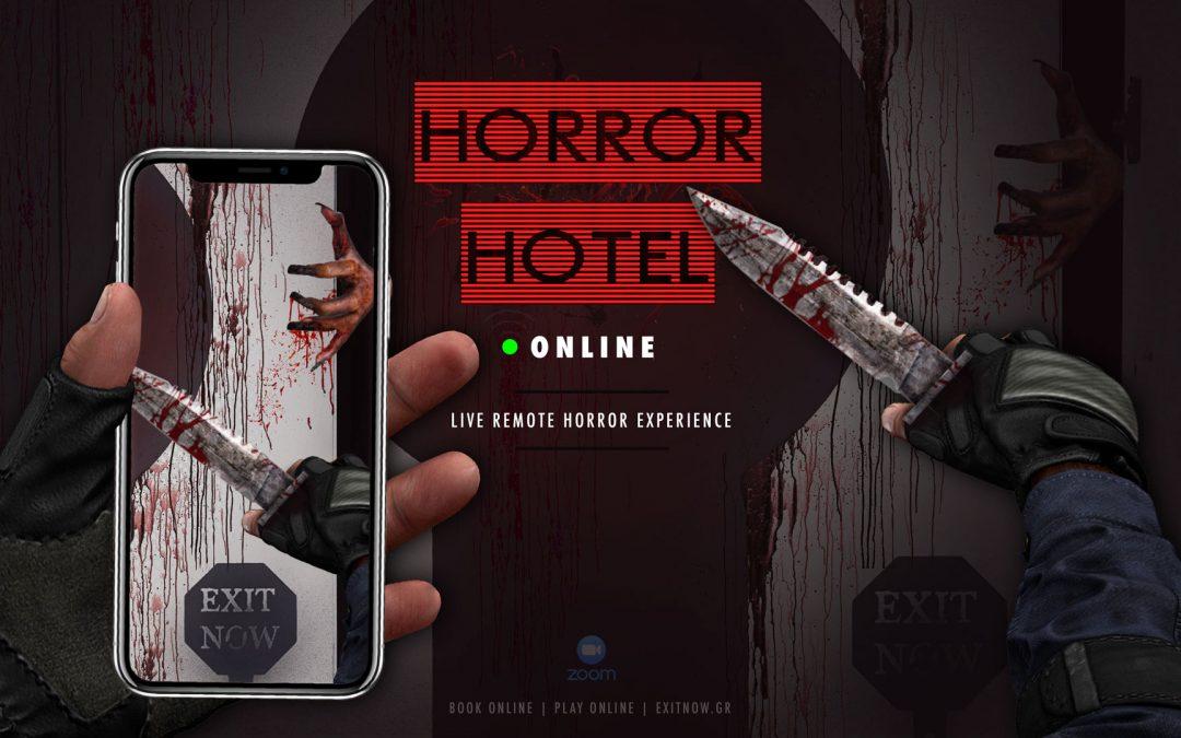 HORROR HOTEL Online