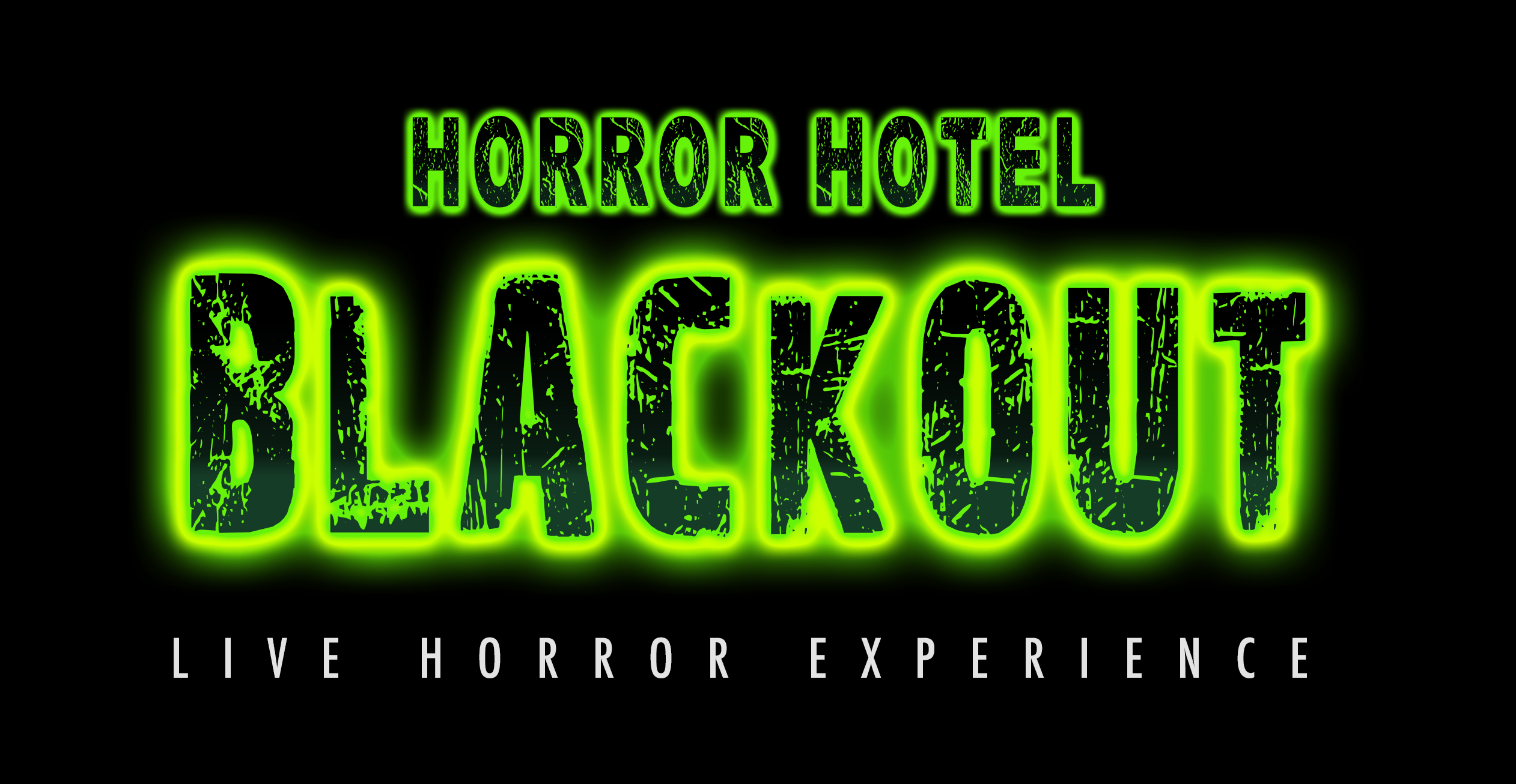HORROR HOTEL BLACKOUT 1 | EXIT NOW | Live Game Experience | Escape Room | Services